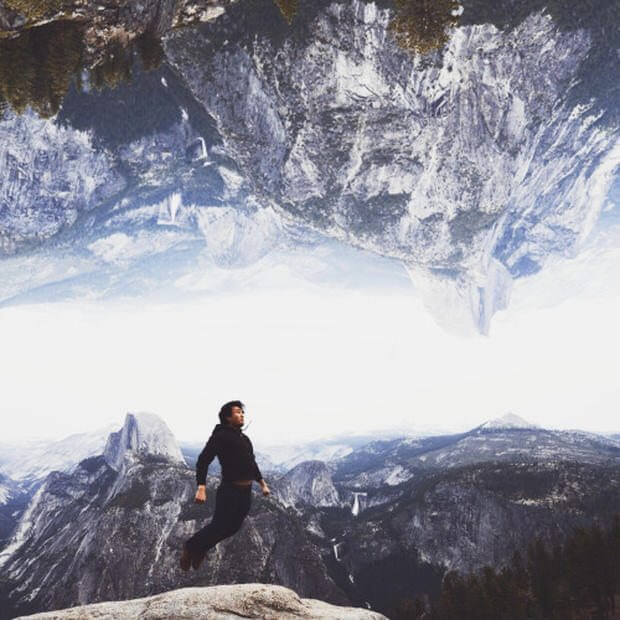colagem espelahda - Aplicativo Layout do Instagram faz colagens personalizadas