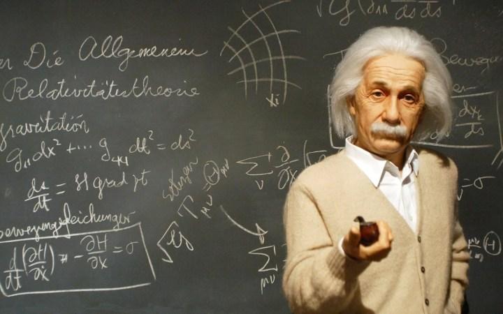 einstein man 720x450 - Teorias de Einstein poderão ser testadas com novas tecnologias
