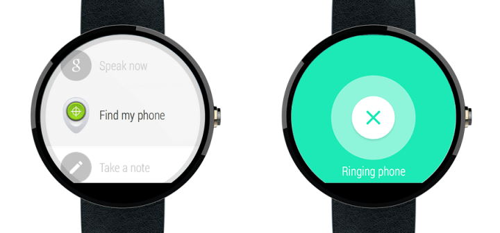 find your phone with android wear 720x336 - Android Wear agora localiza seu smartphone Android