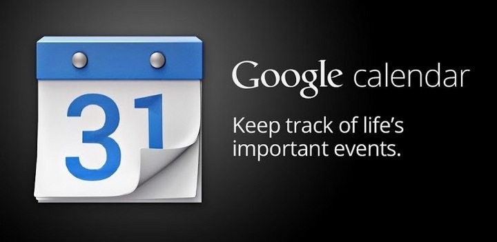 google calendar 720x351 - Google Agenda agora é nativo para iPhones e iPods touch