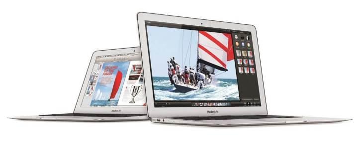 macbookair 720x296 - Nova safra: Apple atualiza MacBook Pro e Air
