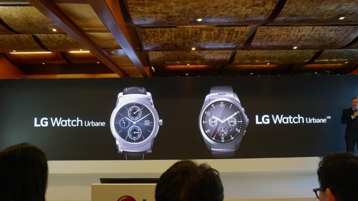 nova linha lg watch urbane 720x405 - MWC 2015: De olho no relógio: Hands-on nos smartwatches da LG!