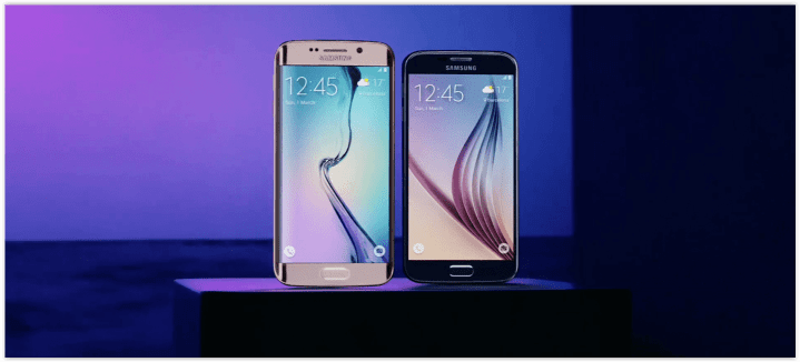 screen shot 03 01 15 at 03 13 pm 720x326 - MWC15: Samsung apresenta o Galaxy S6 e S6 Edge