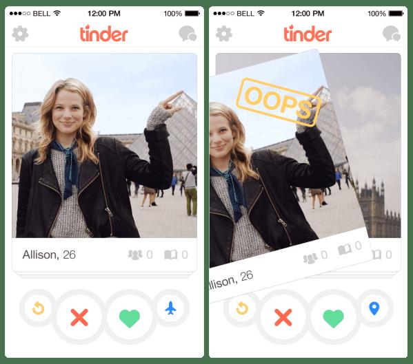 undo 720x635 - Tinder lança versão Plus com opção de voltar e mudança de localização
