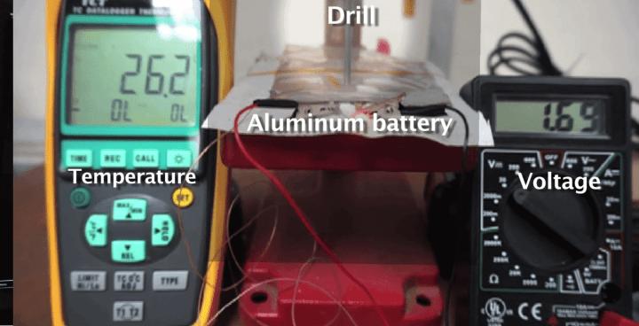 bateriadobravel2 720x368 - Cientistas criam bateria dobrável com recarga de um minuto