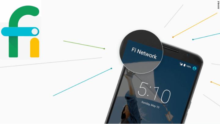 google fi 720x405 - Project Fi: Google agora também é operadora de telefonia