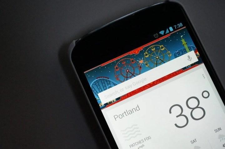 google now 720x479 - 10 recursos incríveis da nova geração de smartphones Android