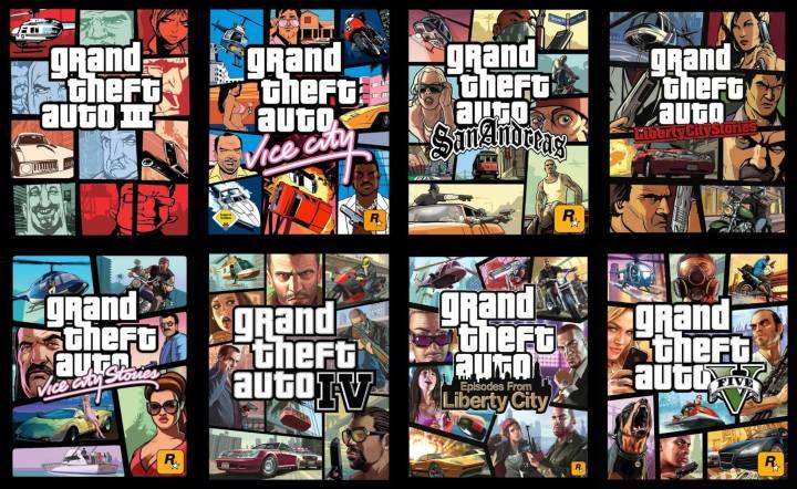 gta covers 720x442 - GTA poderia ter sido um jogo completamente diferente