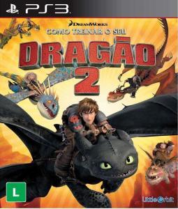 ps3 Como Treinar Seu Dragão 2