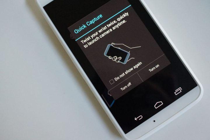 quick capture 720x479 - 10 recursos incríveis da nova geração de smartphones Android