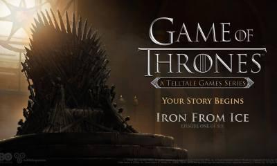 game of thrones telltale game series promocao amazon