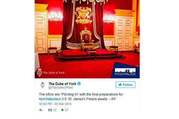 como acompanhar a familia real britanica no twitter 0 - Como acompanhar a família real britânica no Twitter