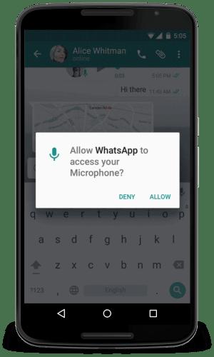 permisses apps 619x1000 - Android M: confira as novidades do sucessor do Lollipop