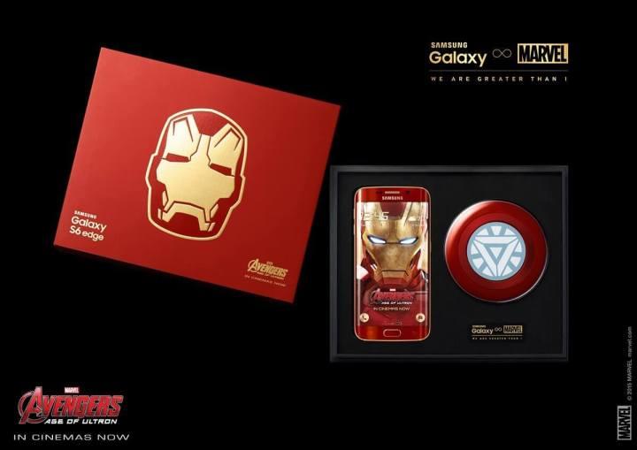 smt s6im box 720x509 - Galaxy S6 Edge Iron Man começa a ser vendido nesta quarta-feira