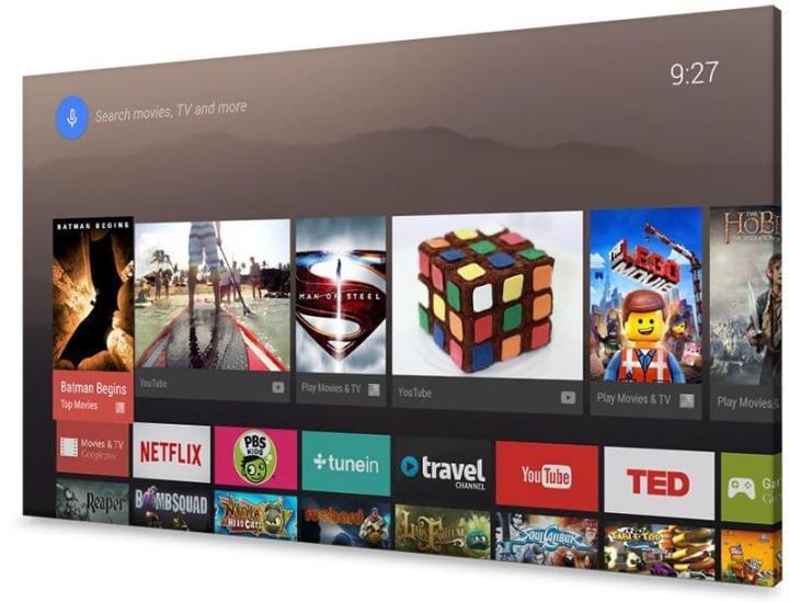 Sony AndroidTV
