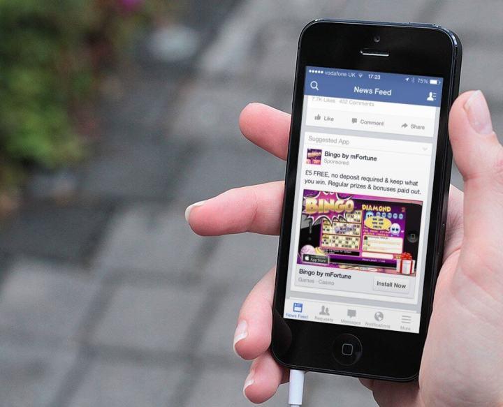 facebook iphone 720x583 - Facebook permitirá maior controle do seu feed de notícias