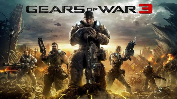 Gears of War 3: uma obra prima do Xbox 360