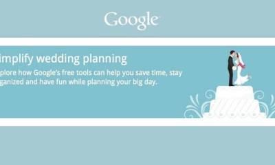 googlewedding - Google Weddings promete ajudar a planejar o casamento