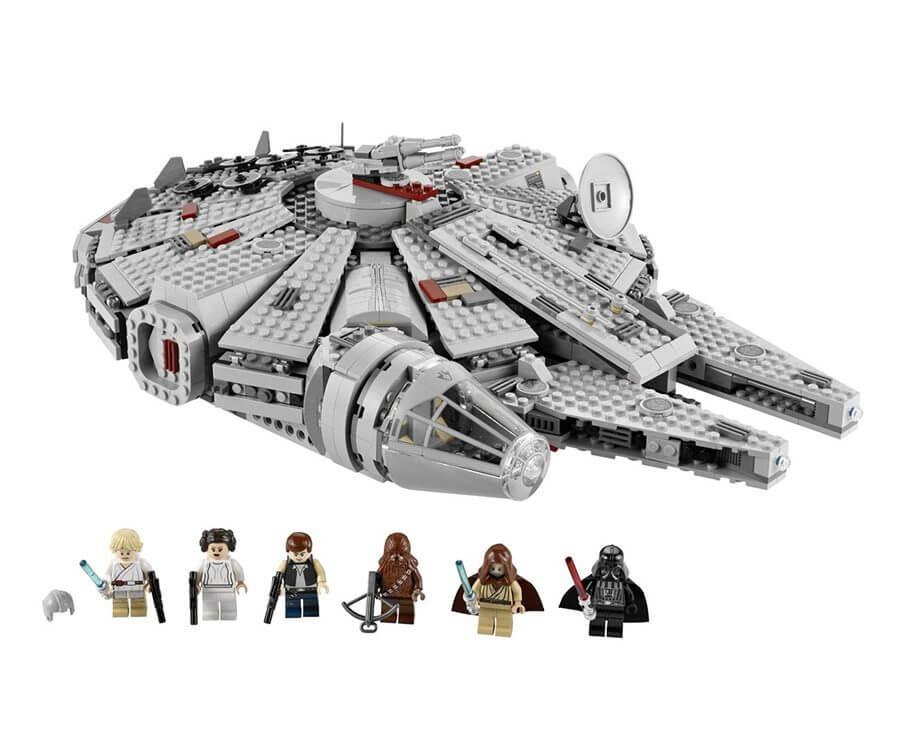 LEGO Star Wars, sonho de consumo adulto