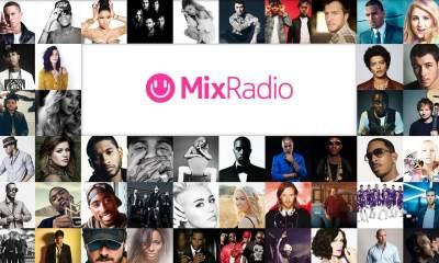 mixradio - Ouça músicas offline sem mensalidade com MixRadio