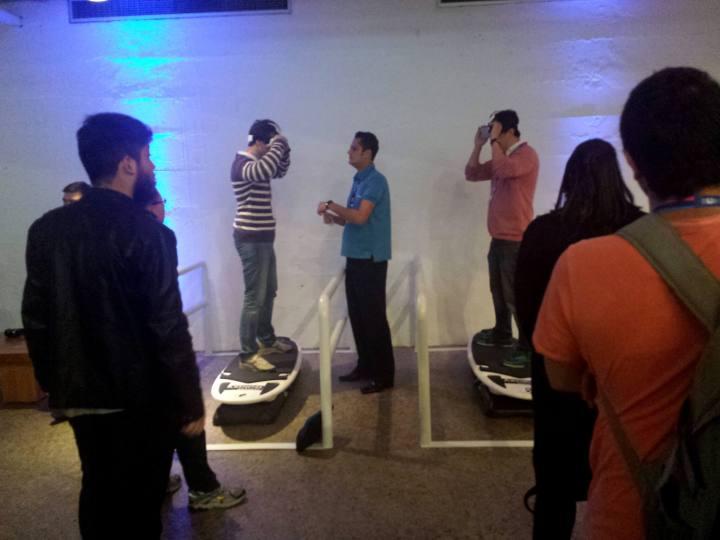 smt samasungdd surf 720x540 - Samsung Developers Day 2015: Confira as principais atrações do evento