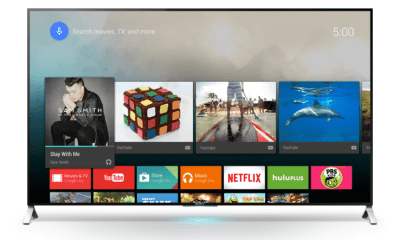 Sony Android TV Google