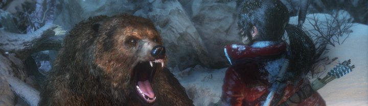 Rise of Tomb Raider para PS4