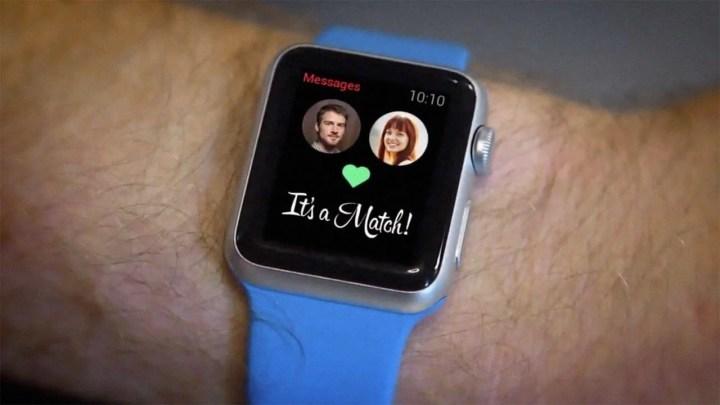 tinder para smartwatches promete ajudar a escolher o parceiro ideial