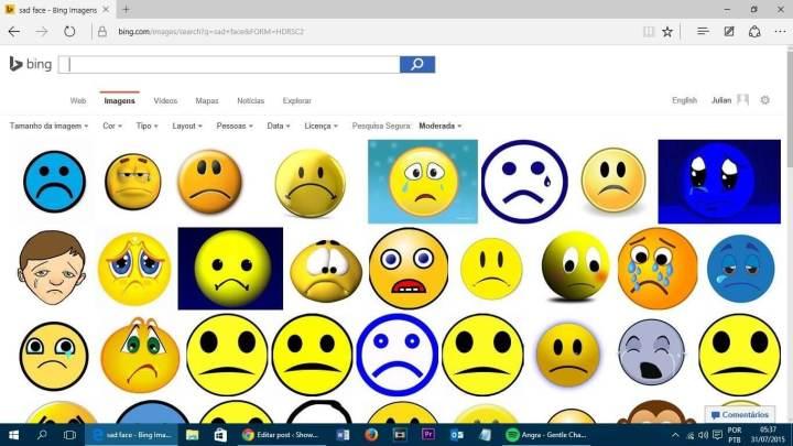 edge sad face 720x405 - 7 motivos para tornar o Edge seu navegador padrão e 2 para não fazer isso