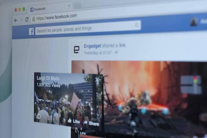 facebookvideo 720x480 - Facebook testa vídeos flutuantes no feed de notícias
