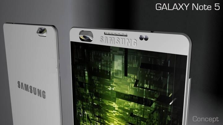 galaxy note 5 rotatory camera 720x405 - Lançamento do Galaxy Note 5 pode ser adiantado pela Samsung