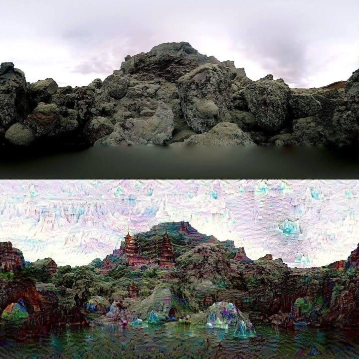 redes neurais1 720x720 - Vídeo mostra rede neural artificial transformando imagens em tempo real