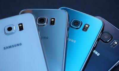 samsung galaxy s6 cores - Infográfico mostra as cores excêntricas de smartphones Samsung ao longo dos anos
