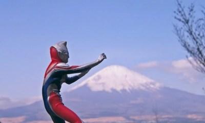 ultraman monte fuji - Com internet de sobra, Japão coloca Wi-Fi grátis no Monte Fuji