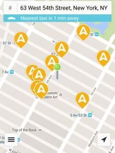arro 225x300 - Taxistas de Nova York criam app para concorrer com Uber