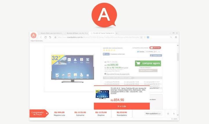 auroraimgddh 720x429 - Vem aí um novo navegador, com ferramenta de comparação de preços