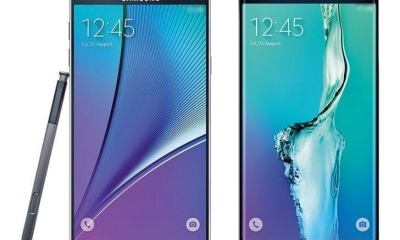 Galaxy Note 5 Galaxy S6 Edge+ Plus samsung