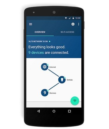 OneHub Android App Google