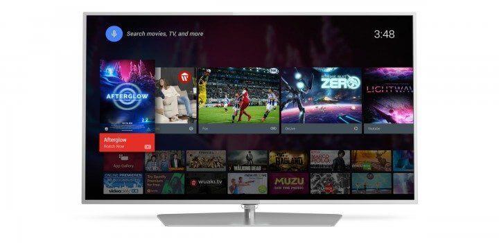 serie 6700 front product highres e1438721832335 720x351 - Philips lança nova linha de Smart TVs 4K com plataforma Android