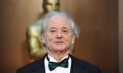 """smt ghostbusters bill - Bill Murray confirma participação no próximo filme de """"Os Caça-Fantasmas"""""""