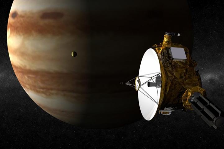 smt pluto jupiterflyby 720x480 - Plutão: conheça 15 curiosidades sobre a missão New Horizons