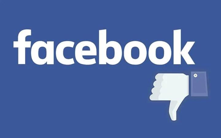 """facebook nao curtir 720x450 - Facebook terá botão """"não curtir"""" em breve"""