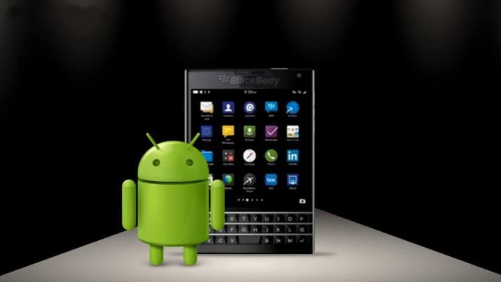 smt priv black 720x405 - Estreando no universo Android, BlackBerry Priv será lançado ainda neste ano