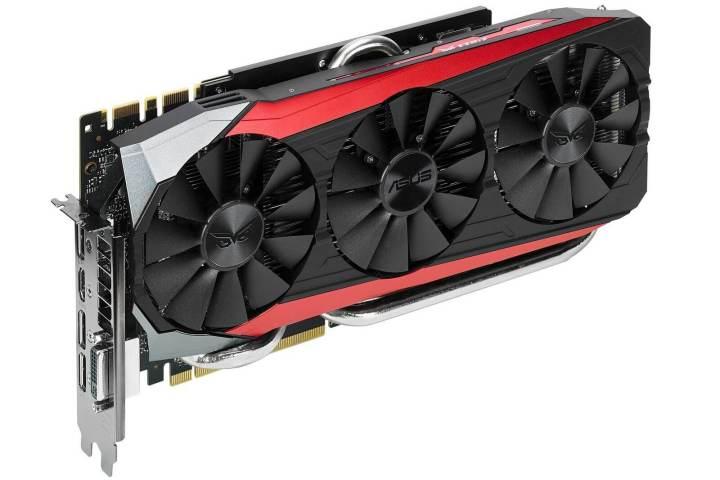 smt strixgtx980 placa2 720x480 - Para gamers profissionais: nova Strix GTX 980 Ti da ASUS é lançada no Brasil