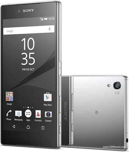 sony xperia z5 premium1 - Sony lança Xperia Z5, Z5 Compact e Z5 Premium com tela 4K