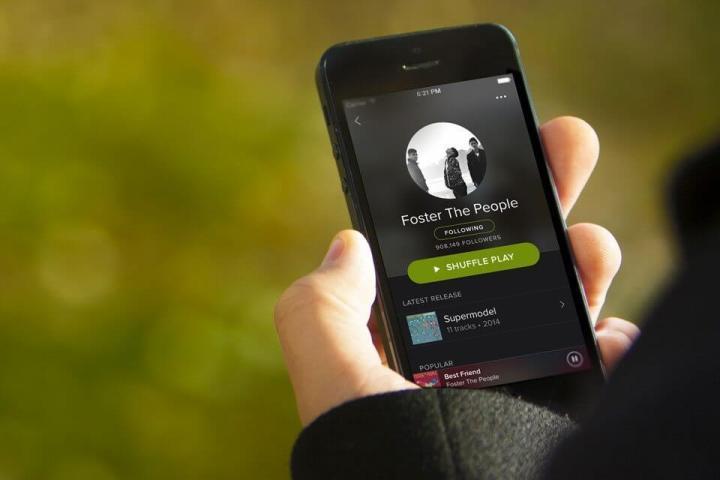 spotify player 720x480 - Quantos plays são necessários no Spotify para um artista ganhar o mesmo que um álbum vendido no iTunes?