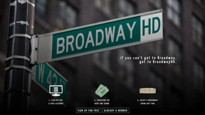 broadwayhd 720x405 - Conheça o BroadwayHD, o Netflix das peças de teatro