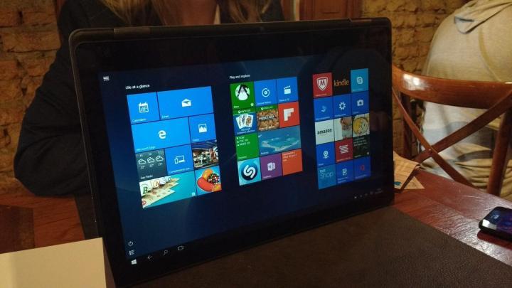 dell 7000 720x405 - Evento da Microsoft reúne diversos dispositivos Windows 10