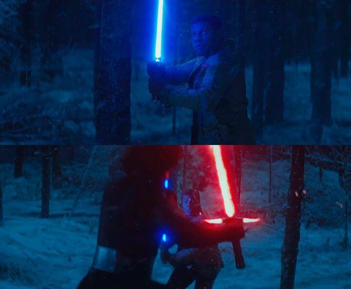 finn1 720x594 - Examinamos o segundo trailer de Star Wars: O Despertar da Força