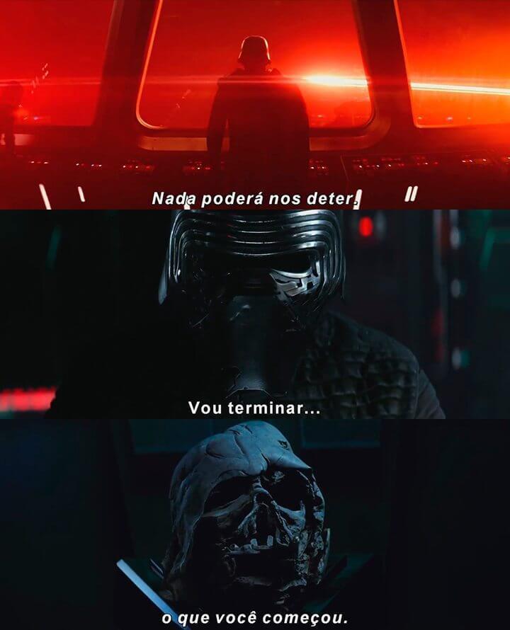kylo 720x890 - Examinamos o segundo trailer de Star Wars: O Despertar da Força